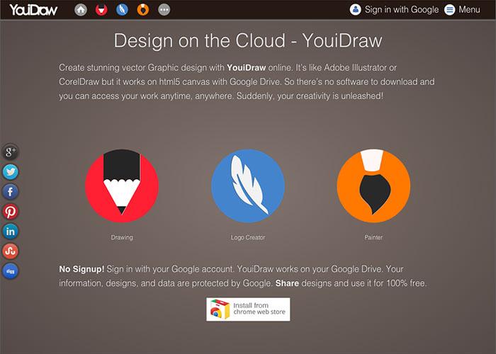 700x500 Youidraw, Online Vector Graphic Design, Online Logo Maker