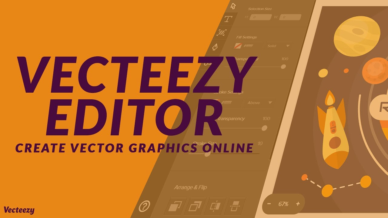 1280x720 Create Vector Graphics Online With Vecteezy Editor For Free