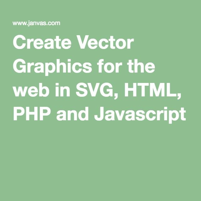 640x640 Create Vector Graphics For The Web In Svg, Html, Php And