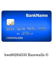 Credit Card Vector Art