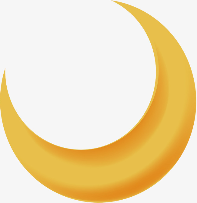 650x671 Bend The Moon Vector, Moon Vector, Moon, Bend Png And Vector For