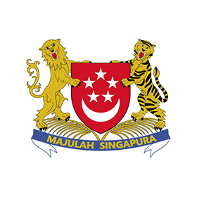 280x280 Coat Of Arms Of Singapore Logo Vector Free Download