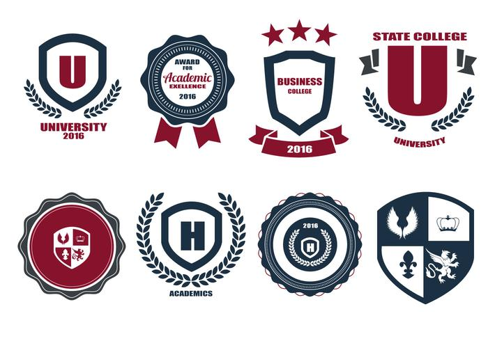 700x490 Free School Crests And Logo Vector