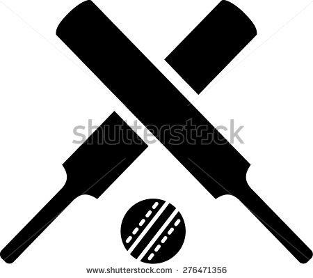 450x399 Bat Clipart Cricket Bat