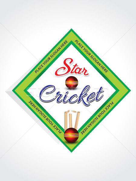 450x600 Cricket Background With Cricket Ball Vector Illustration Rohit