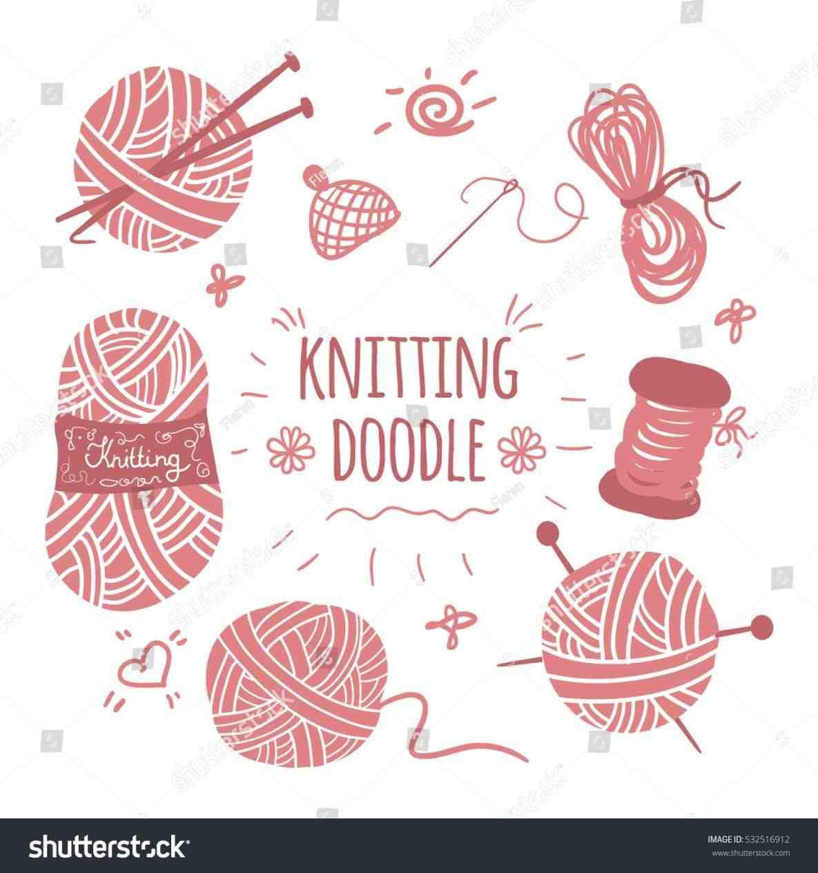 1185x1264 Vector Rhshutterstockcom Crochet Hand Made Banner Illustration