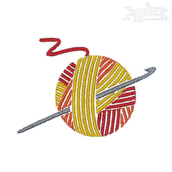 600x600 Collection Of Free Crotcheted Clipart Crochet Hook. Download On