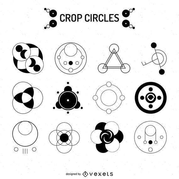 570x570 Crop Circles Design Collection