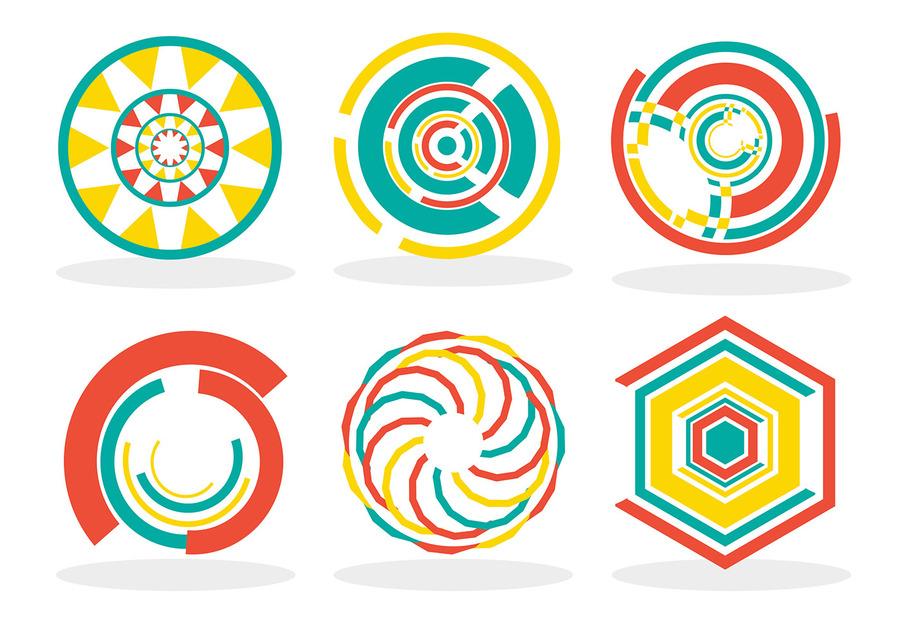 900x630 Download Circles Vector Clipart Crop Circle Clip Art Graphics