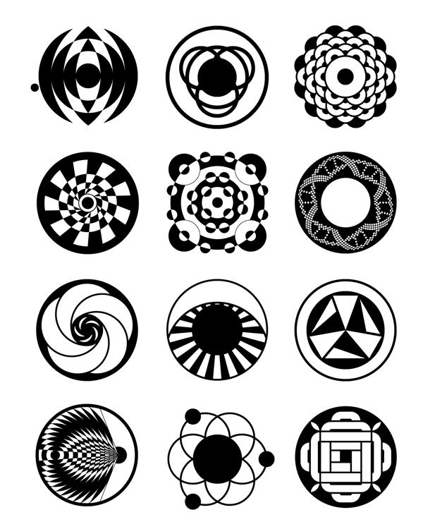 600x750 Crop Circle Designs On Behance