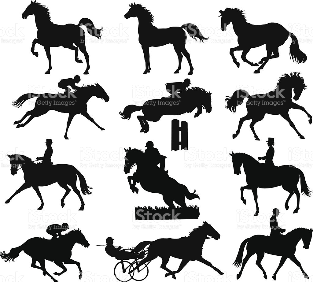 1024x922 Horse Clipart Cross Country ~ Frames ~ Illustrations ~ Hd Images