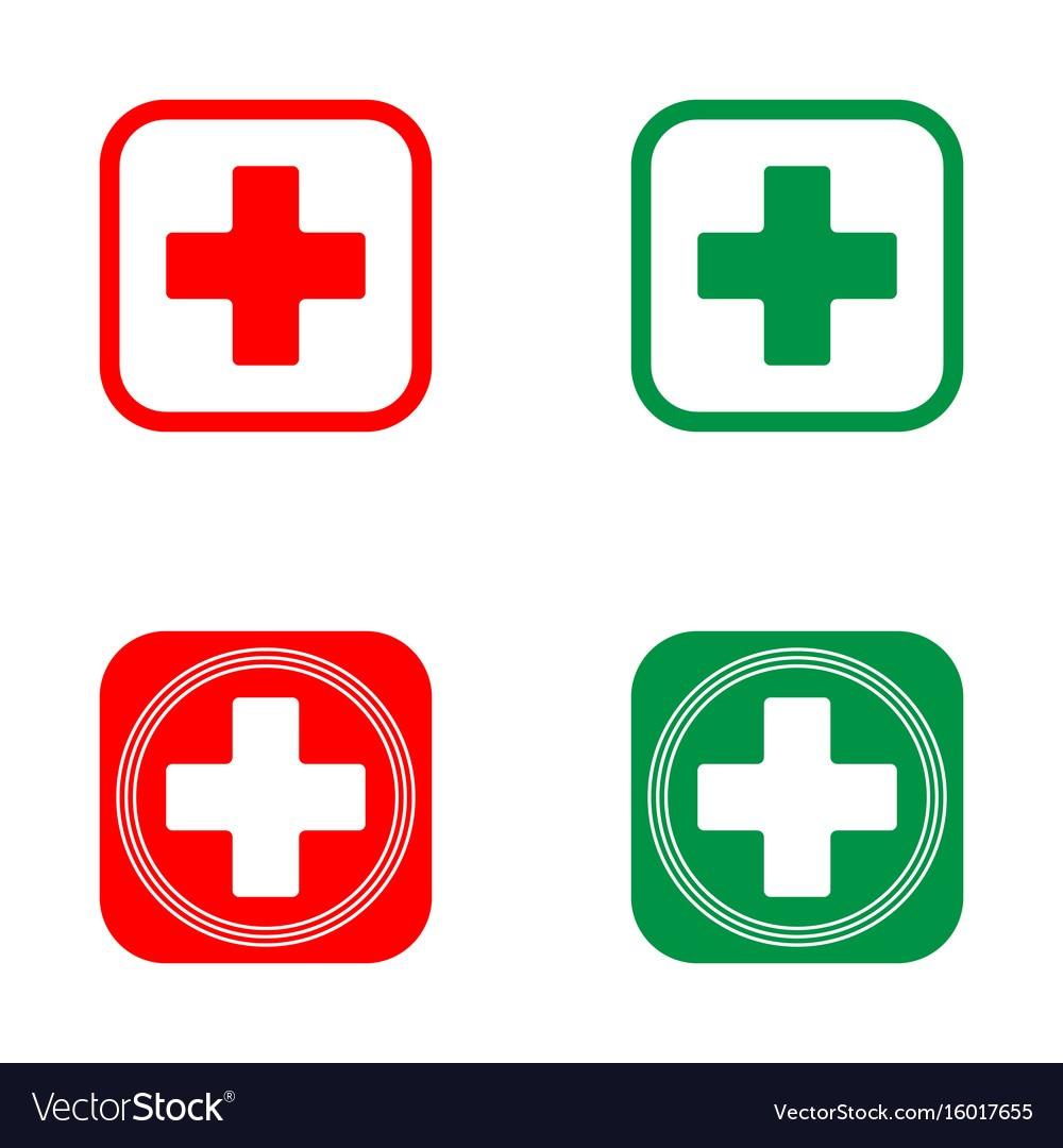 1000x1080 Medical Cross Icon Vector 16017655 5