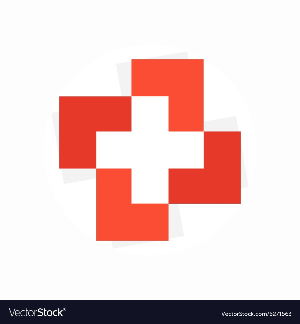 1000x1080 Medical Cross Logo Or Icon Vector 5271563 7