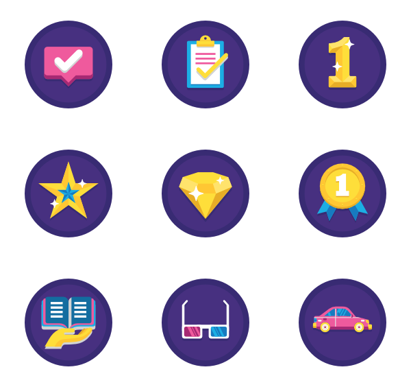 600x564 Cross Icons