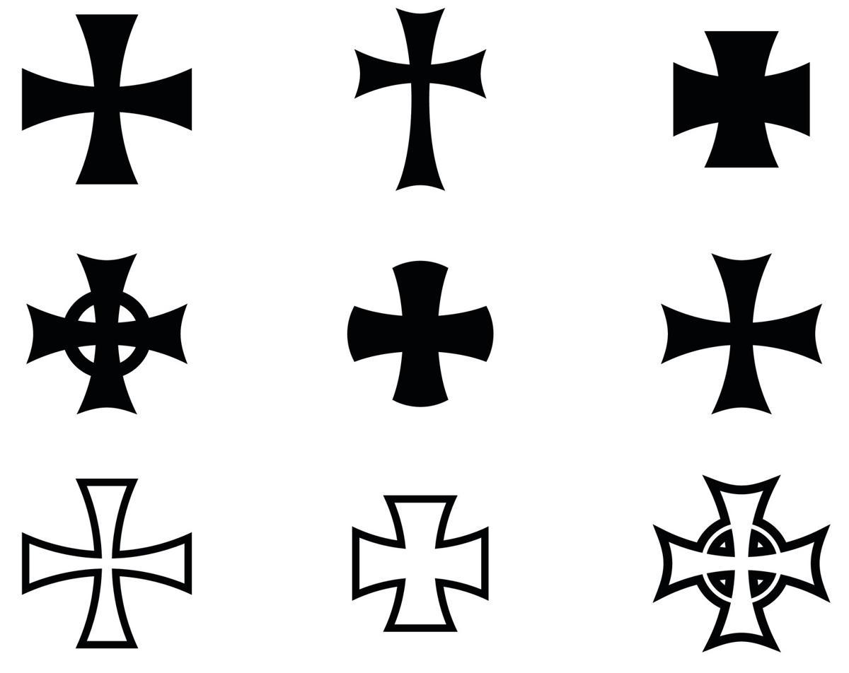1200x952 Iron Cross Tattoos