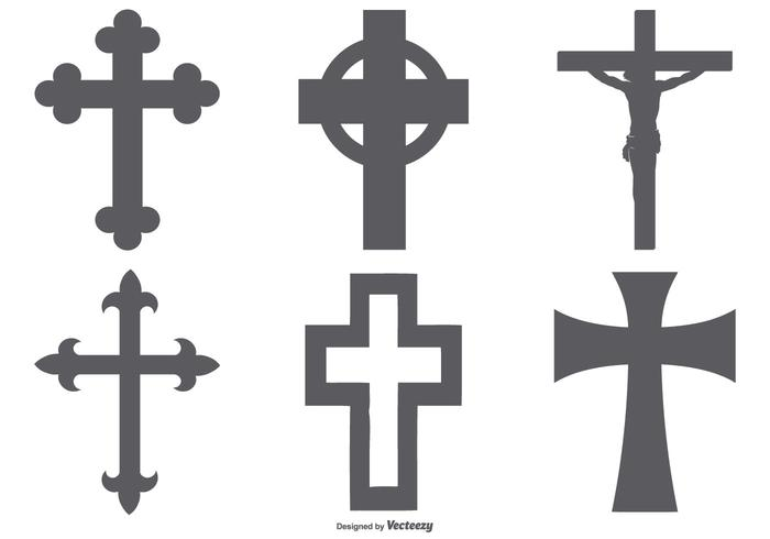 700x490 Cross Shapes Collection