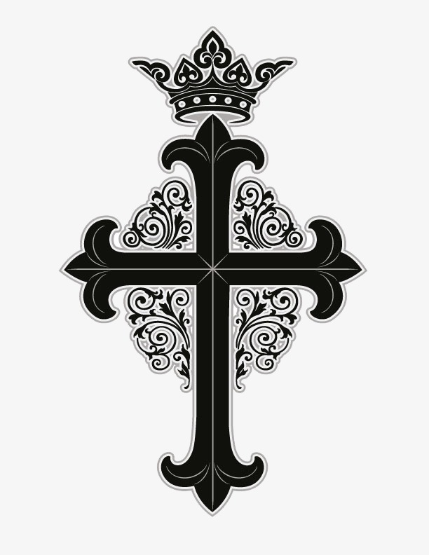 612x792 Cross Vector, Creative, Retro, Cross Png And Vector For Free Download