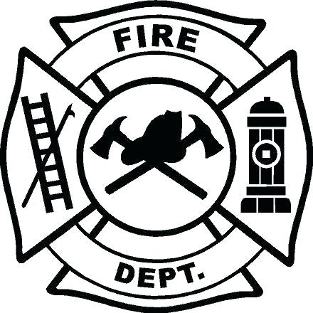 440x440 Fire Department Maltese Cross Clip Art Free Department Cross