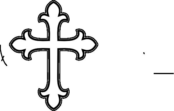 600x382 15 Crosses Vector Black And White For Free Download On Mbtskoudsalg