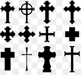 260x240 Free Download Christian Cross Vector Graphics Royalty Free