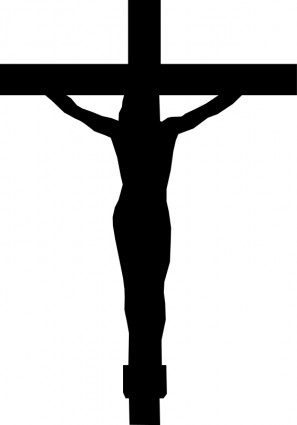 297x425 Christ On The Cross Vector Free Vector Download In .ai, .eps