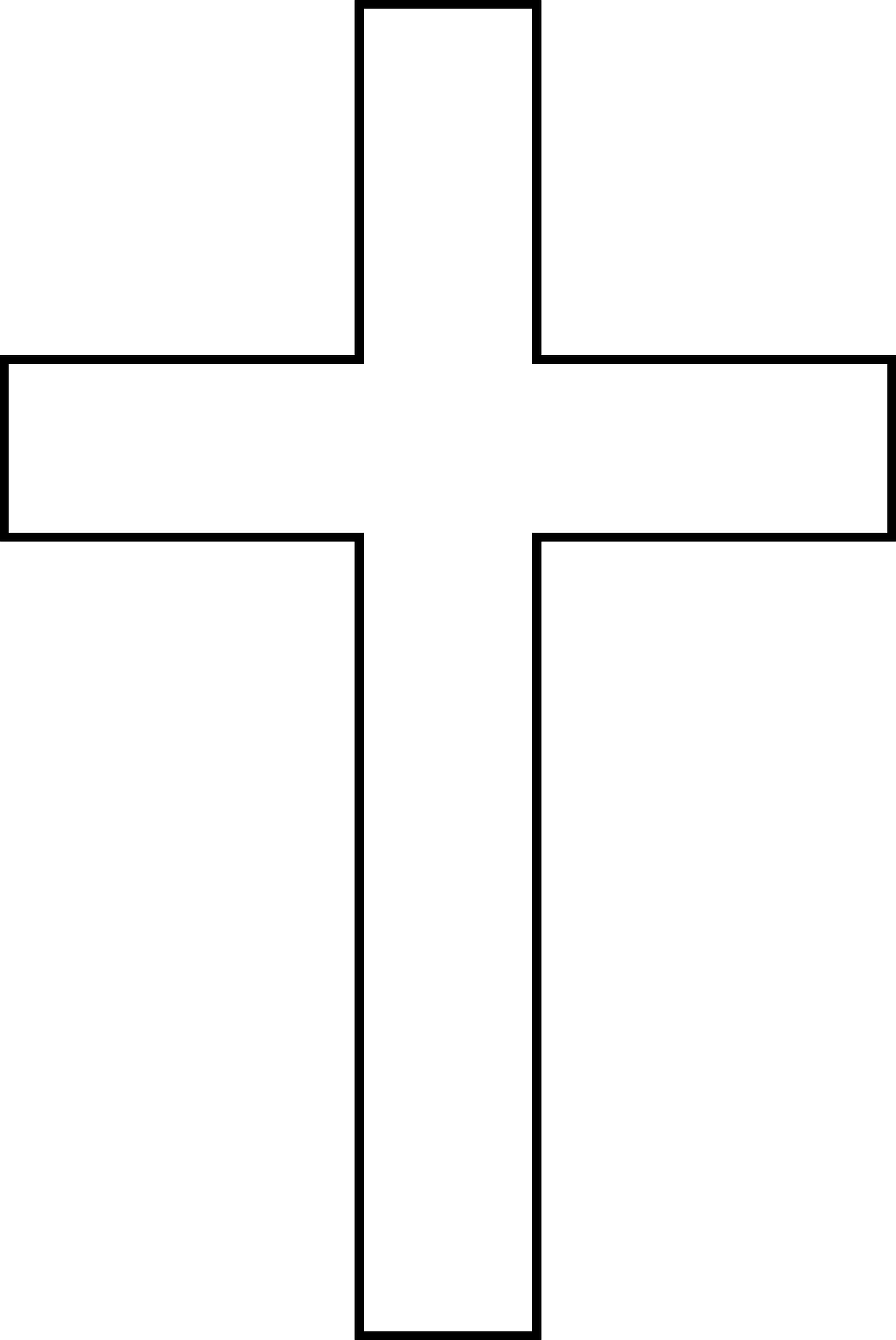 1284x1920 Cross Vector 2 An Images Hub