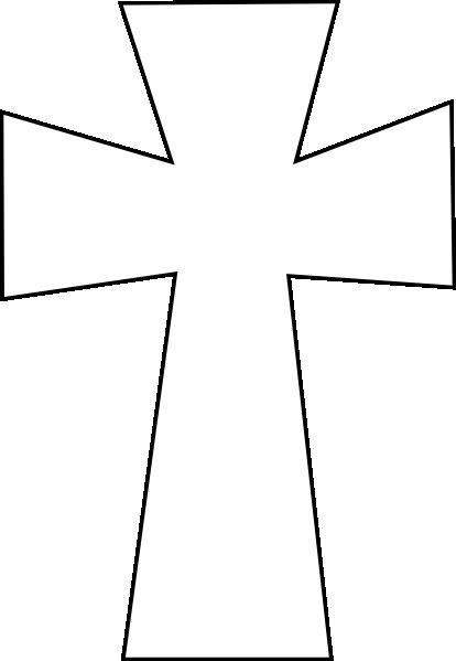 414x599 Crosses Clip Art Cross Clip Art