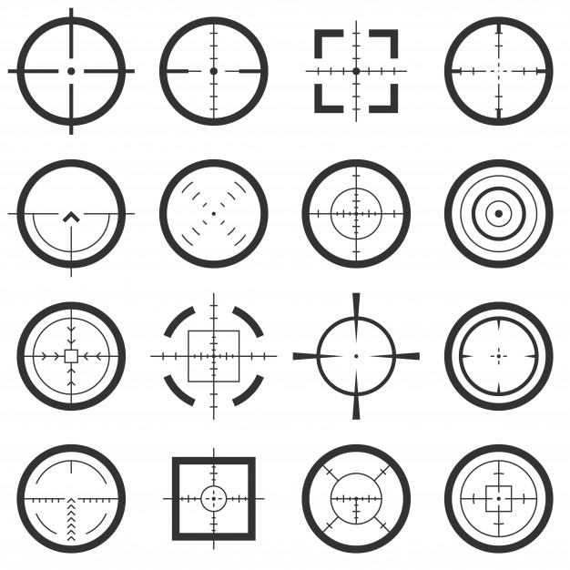 626x626 Crosshair Vectors, Photos And Psd Files Free Download