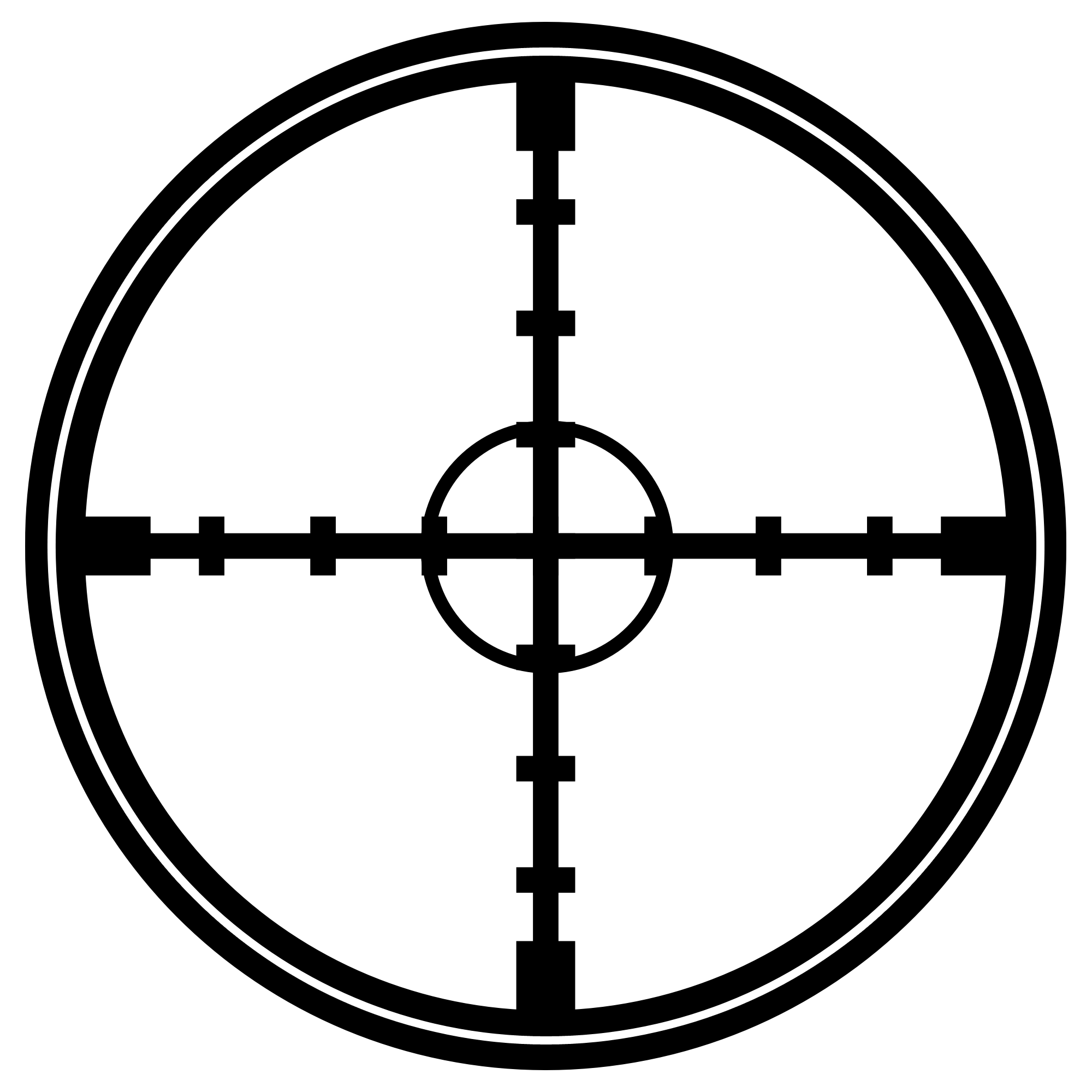 2000x2000 Collection Of Free Crosshair Vector Small. Download On Ubisafe