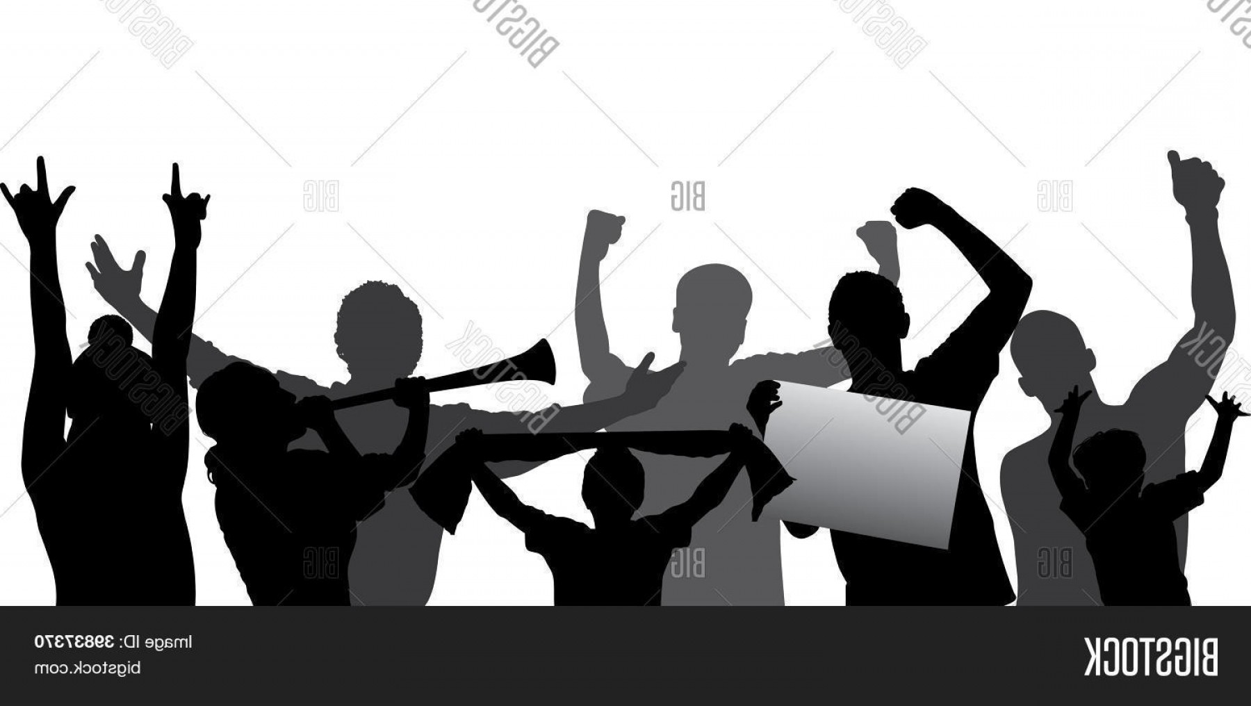 1800x1016 Cheerleading Team Silhouette Vector Arenawp