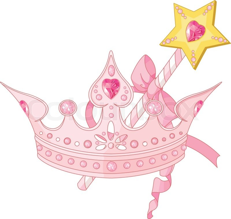 Crown Princess Vector