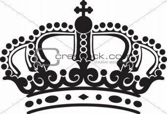340x233 Crown Royal Clipart Black And White