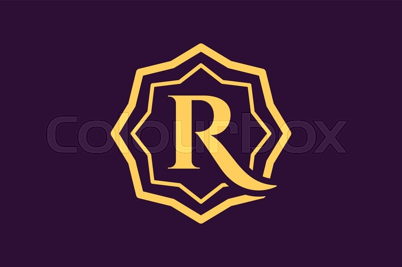 800x532 Royal Logo Vector Template. Hotel Logo. Kings Symbol. Royal Crests