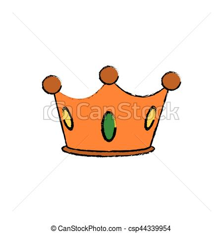 450x470 Crown Royal Symbol Icon Vector Illustration Graphic Design.