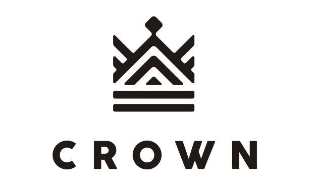 626x375 Elegant Crown Royal Logo Design Vector Premium Download