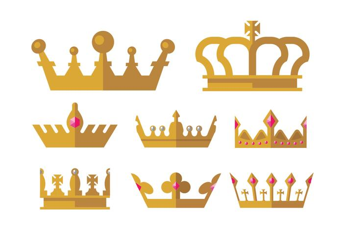 700x490 Crown Royal Clipart Vector Gold 23