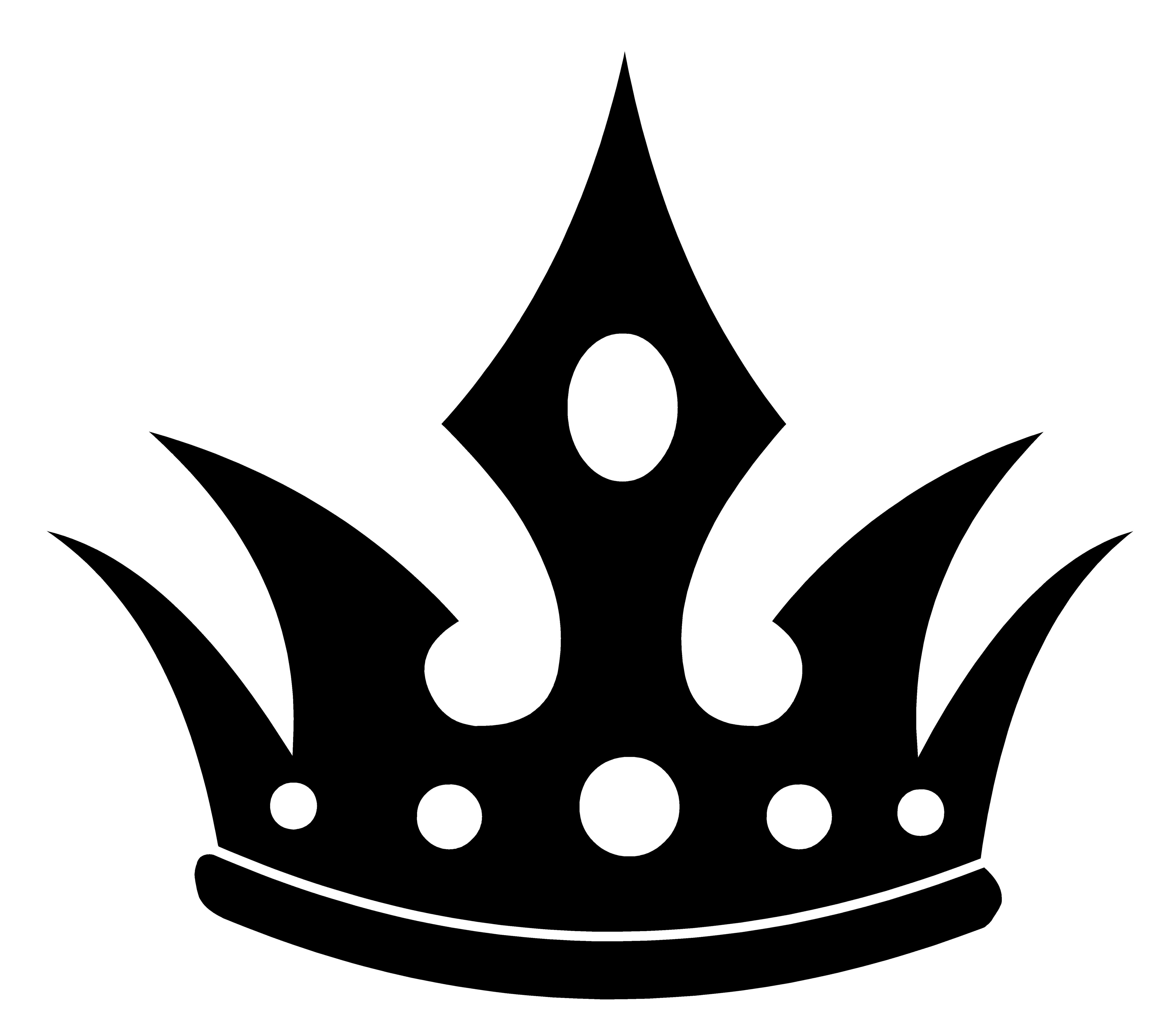 5824x4997 Soda With A Crown Vector Transparent Library