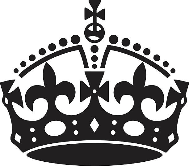 612x536 Collection Of Crown Clipart Vector High Quality, Free
