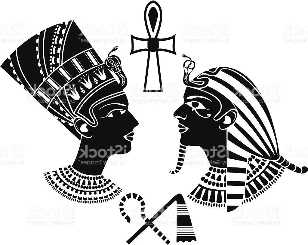 1024x815 Top Egypt King And Queen Stock Vector Art More Images Of African