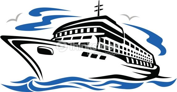 574x298 Fast Cruise Ship Vector Art 164434433 Beach Illustrations And