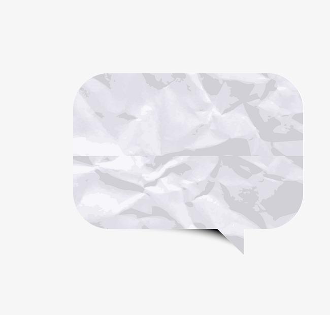 650x619 Crumpled Paper Material, Paper Vector, Paper Vector Diagram