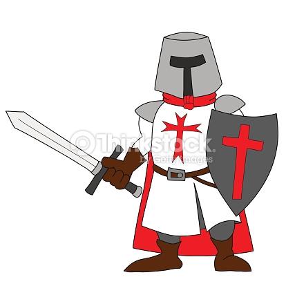414x414 Knight Clipart Crusader ~ Frames ~ Illustrations ~ Hd Images