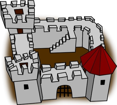 411x368 Vector Stronghold Crusader Free Vector Download (10 Free Vector