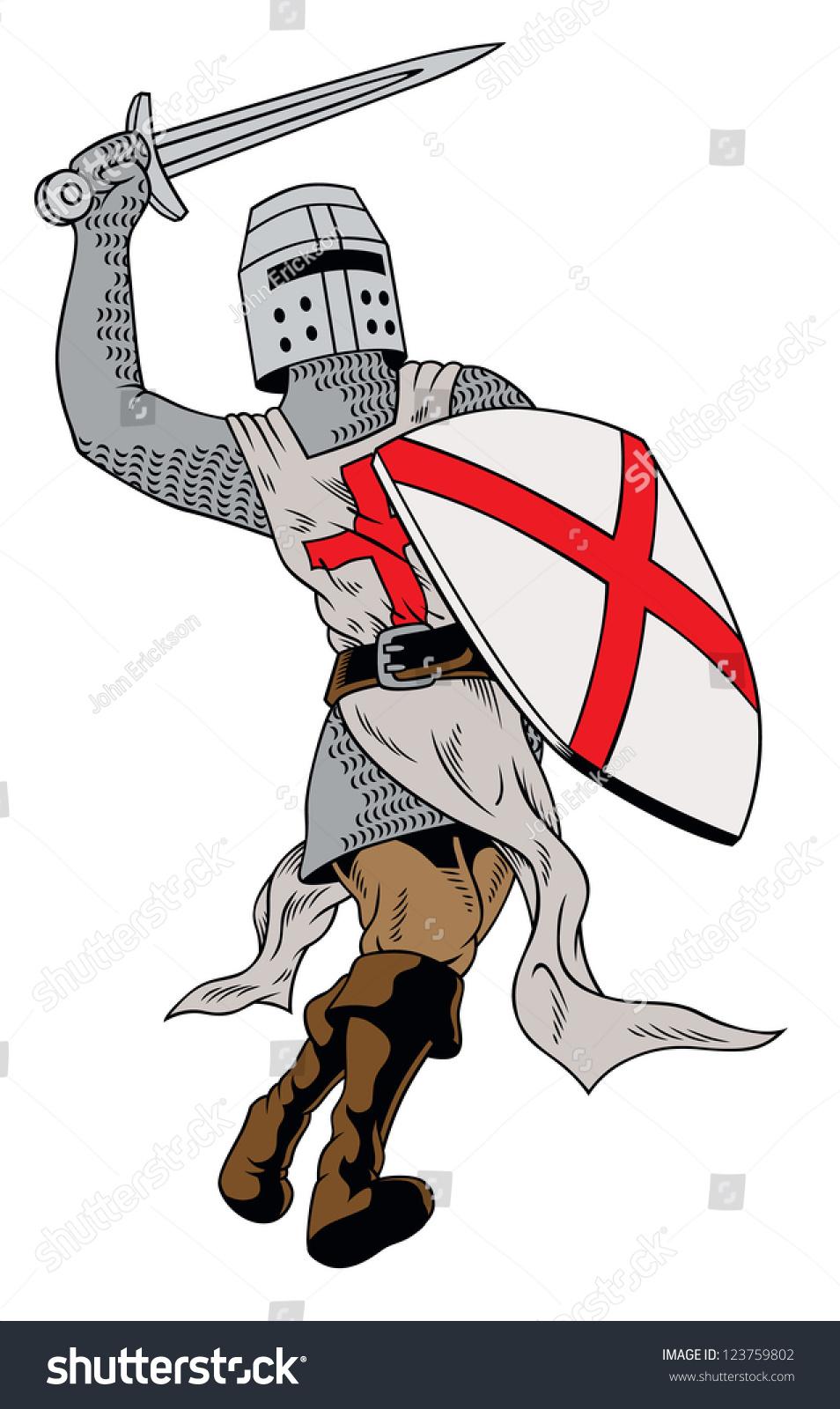 954x1600 Warrior Clipart Crusader 4041791