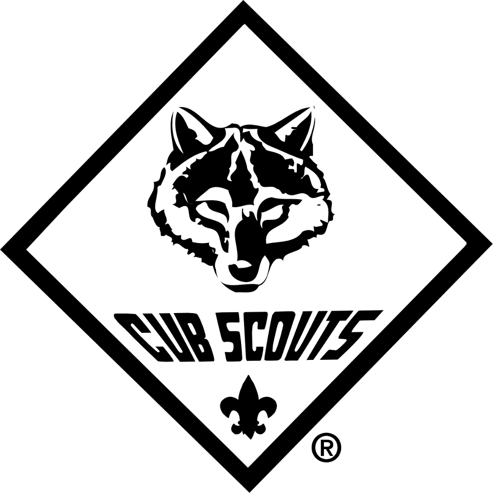 Cub Scout Logo Vector At Getdrawingscom Free For Personal Use Cub