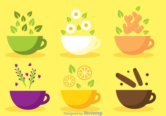 700x490 Cup Of Tea Vectors