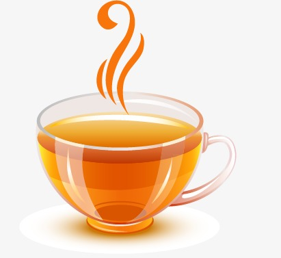 411x377 Glass Cup, Cup, Tea, Glass Vector Png And Vector For Free Download