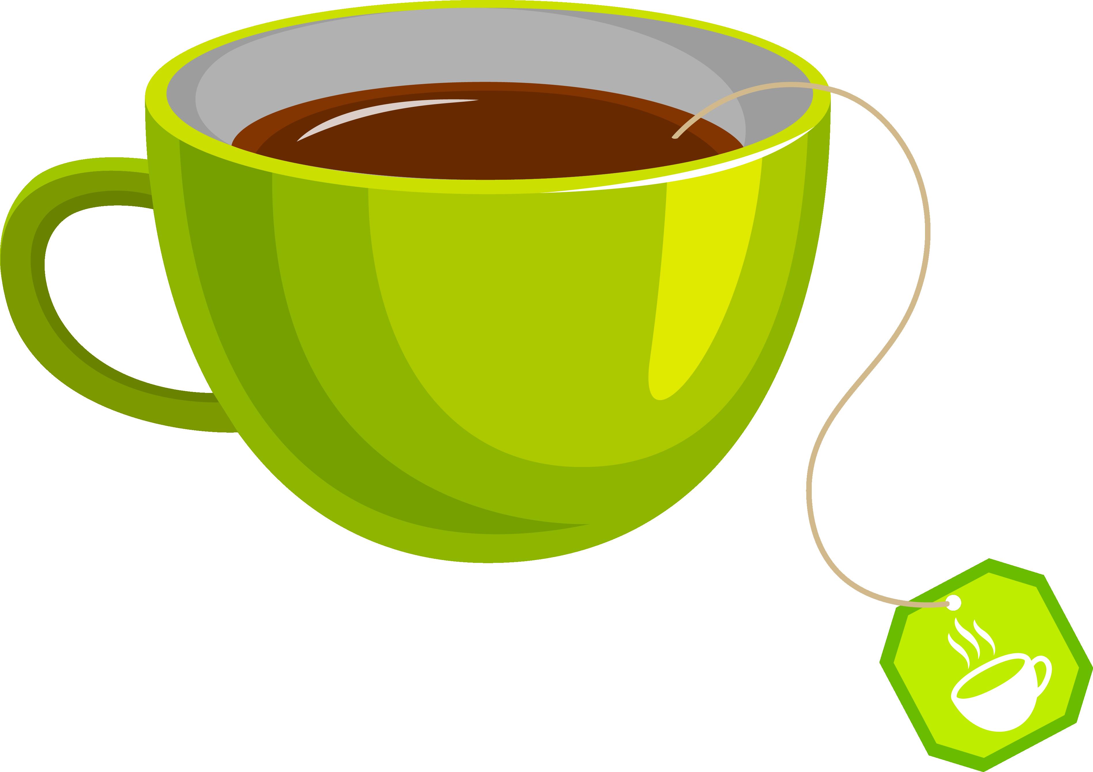 3793x2680 Tea Cup Vector Download