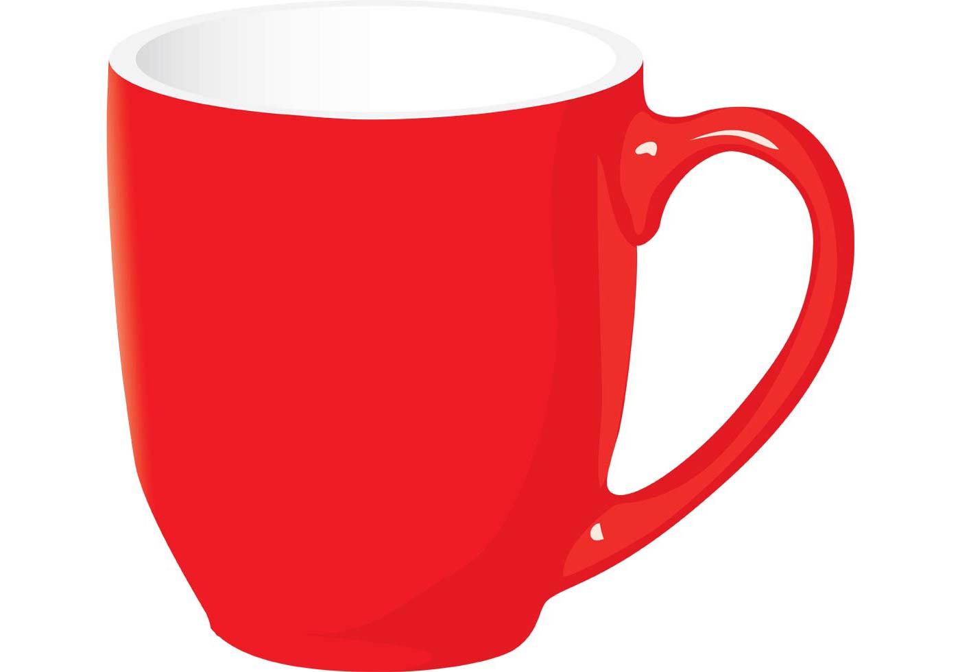 1400x980 Coffee Mug Vector