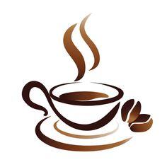 236x236 Coffee Cup Vector White Icon Set Aparelhos